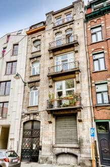 Apartment<span>117</span>m² for rent Anderlecht