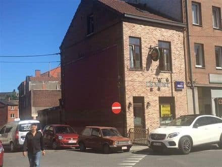 Investment property for rent Marcinelle