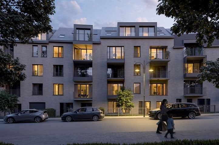 Apartment for sale in Schaarbeek