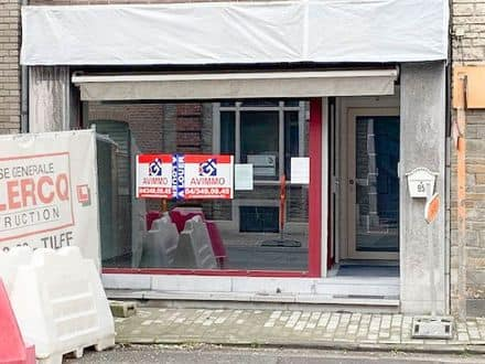 Business<span>60</span>m² for rent Tilff