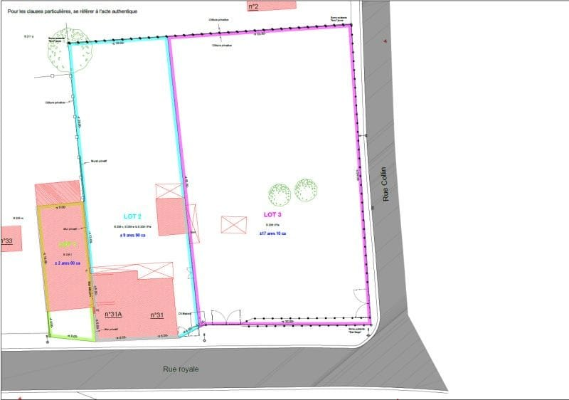 Land for sale in Tourpes