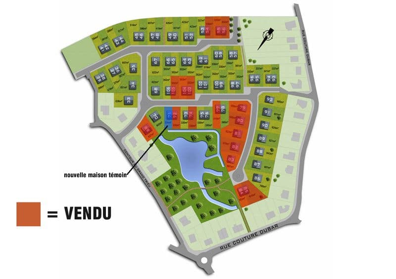 Investment property for sale in Estaimbourg