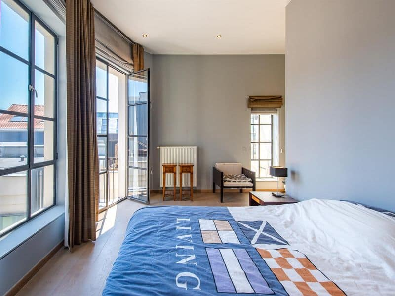 Penthouse for rent in Brussels