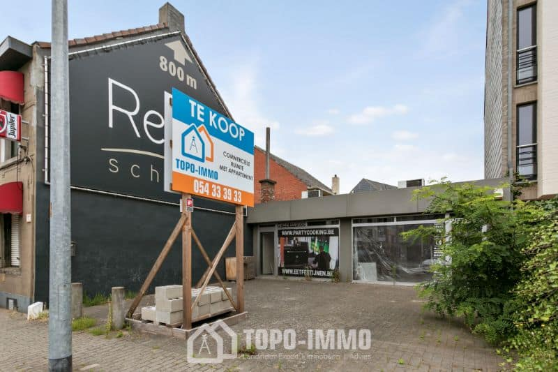 Land for sale in Ninove