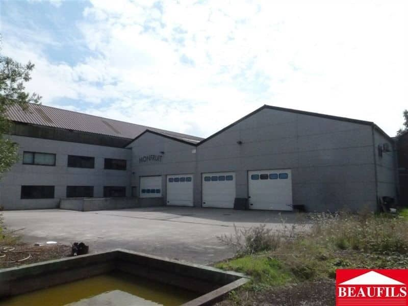 Special property for rent in Nivelles