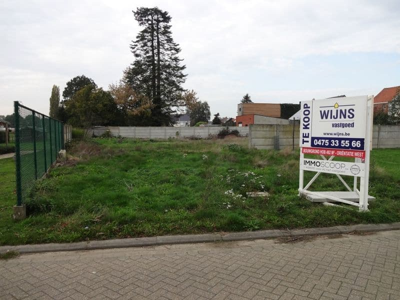 Land for sale in Westmeerbeek