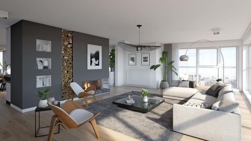 Studio flat for sale in Evere