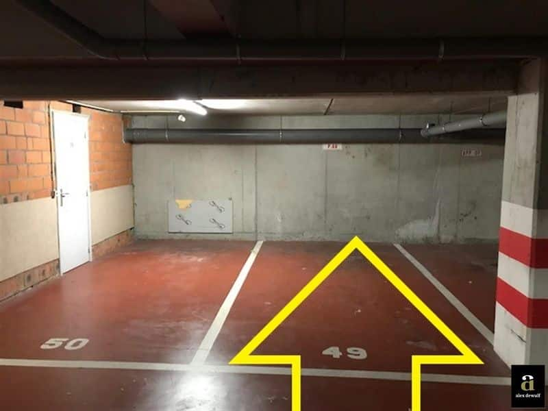 Parking ou garage à louer à Knokke Heist