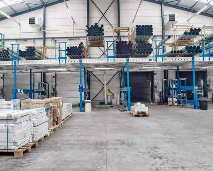 Warehouse for sale in Oudenburg