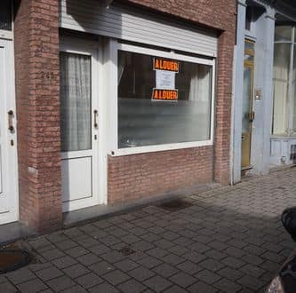Business<span>46</span>m² for rent Anderlecht