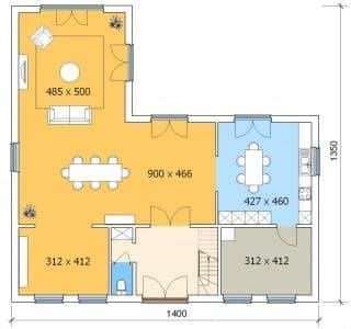 House<span>266</span>m² for rent