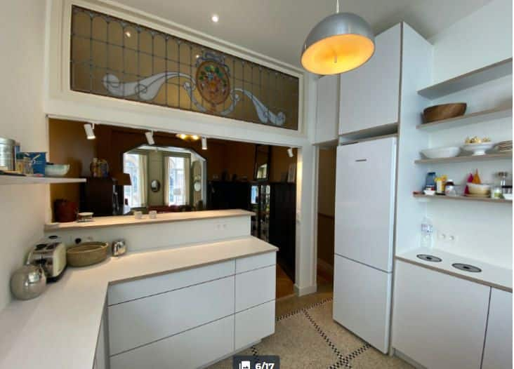 House for rent in Brussels