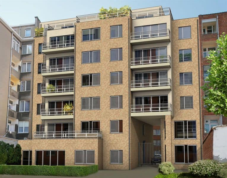 Appartement te koop in Laken