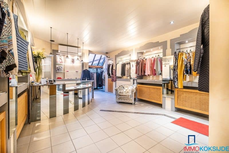 Business for sale in Koksijde