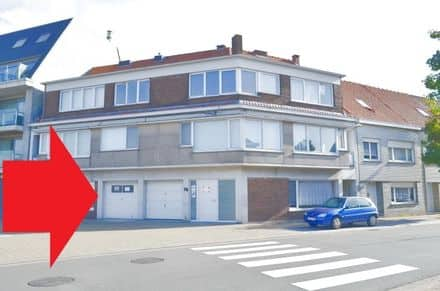 Parking space or garage<span>13</span>m² for rent Bredene