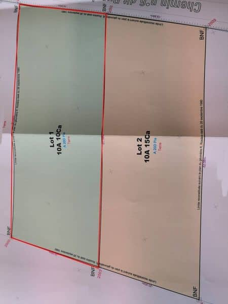 Land for sale in Genly