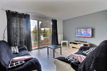 Appartement<span>95</span>m² te huur Fontaine L Eveque