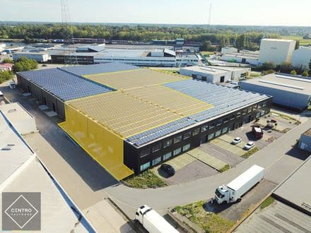Industrial building<span>4000</span>m² for rent