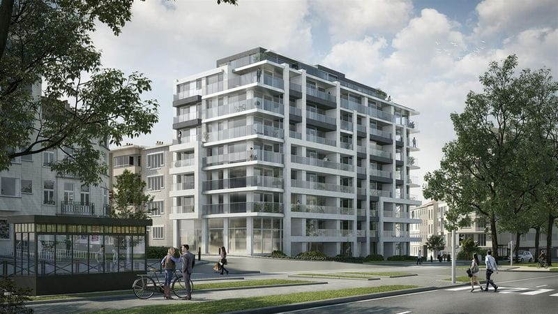 Penthouse for sale in Sint Pieters Woluwe
