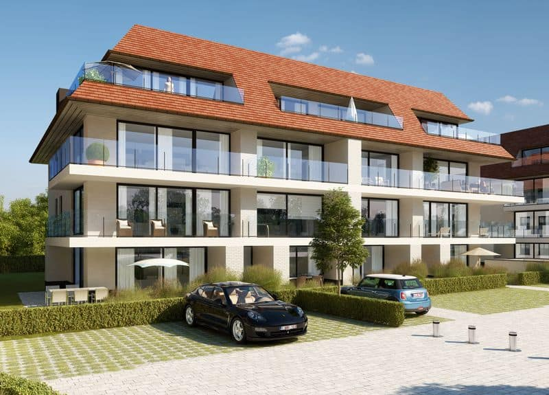 Apartment for sale in De Haan