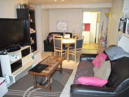 Apartment for rent in Boussu