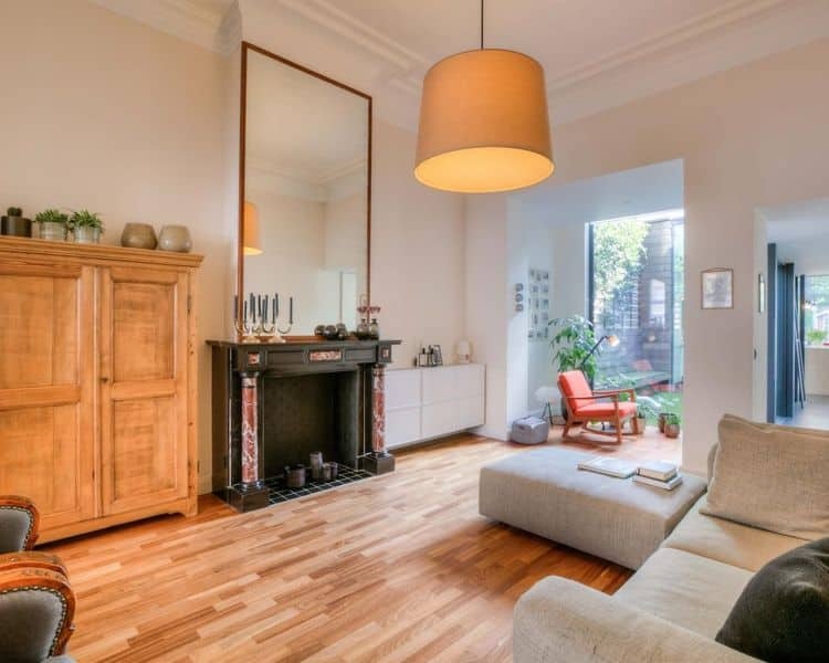 Mansion for rent in Ghent