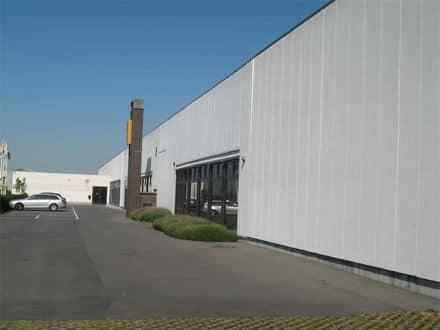Industrial building<span>425</span>m² for rent
