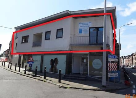 Office or business<span>120</span>m² for rent Nimy