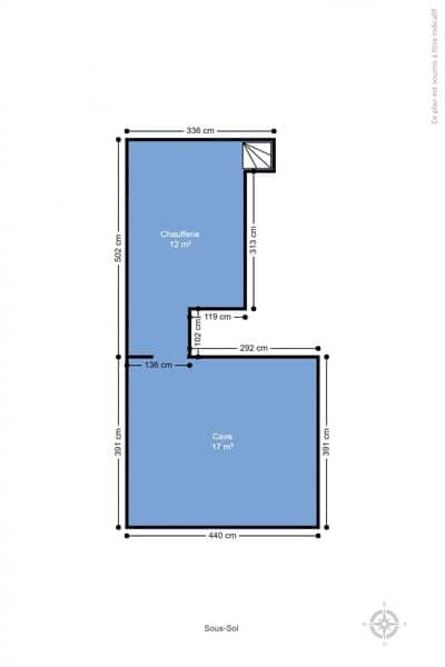 House for sale in Baulers