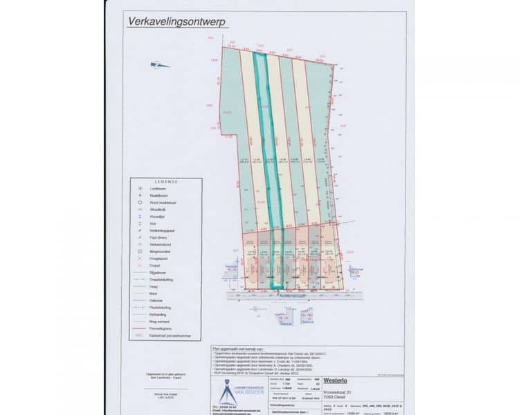 Land for sale in Oevel