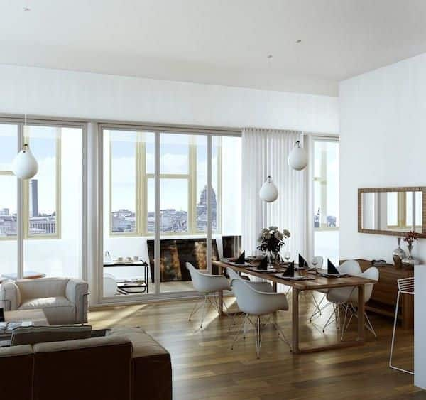 Apartment for rent in Brussels - 1 bedrooms - 55m² - 1 250 ...