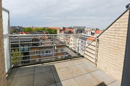 Duplex for rent Ostend