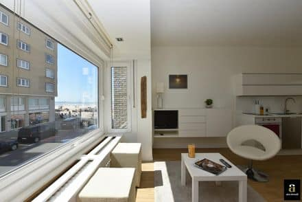 Studio flat<span>37</span>m² for rent Knokke Heist