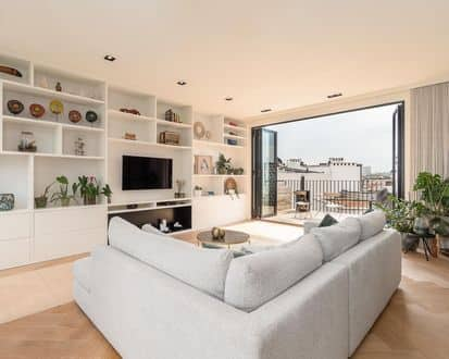 Penthouse<span>171</span>m² for rent