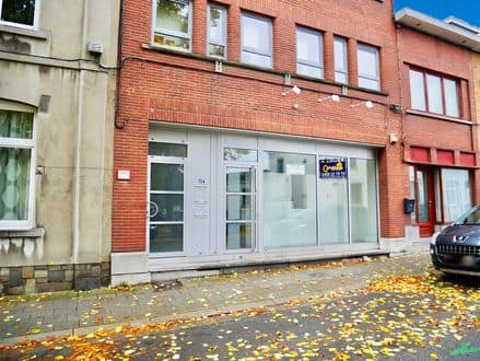 Office or business<span>90</span>m² for rent La Louviere