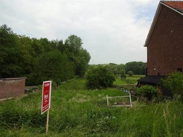 Land for sale in Itterbeek