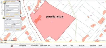 Land<span>1180</span>m² for rent Ollignies