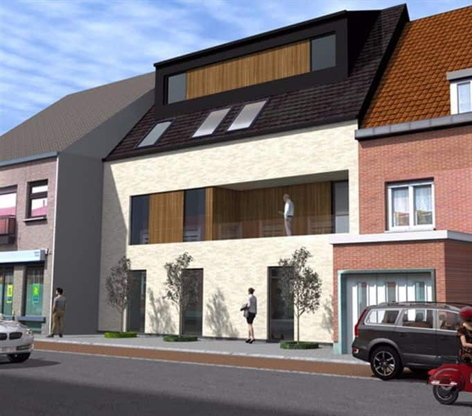 Apartment for sale in Ingelmunster
