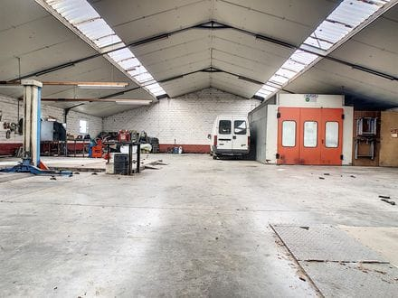 Warehouse<span>500</span>m² for rent