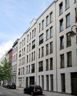 Business<span>108</span>m² for rent Brussels
