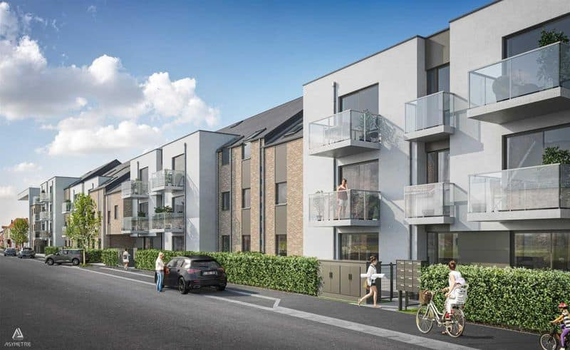 Apartment for sale in Tertre