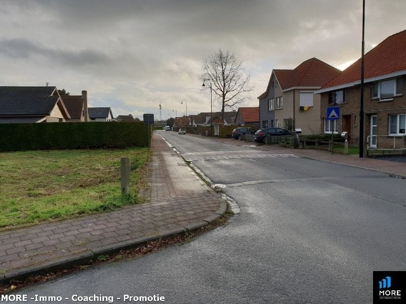Land for sale in Knokke Heist