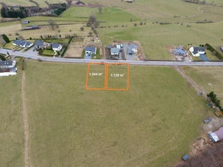 Building land<span>1129</span>m² for rent