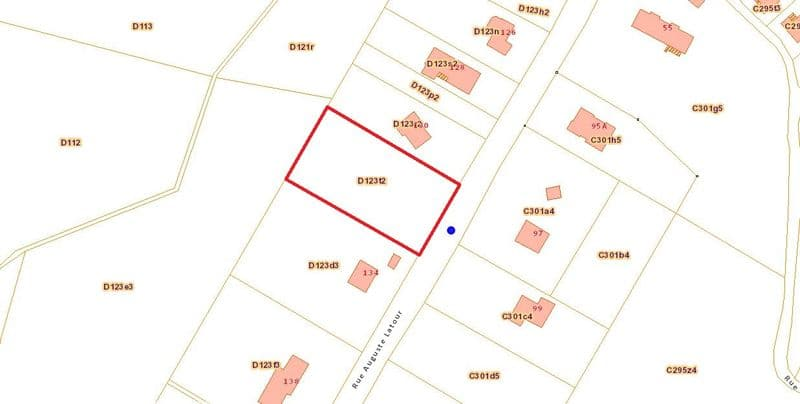 Land for sale in Braine Le Chateau