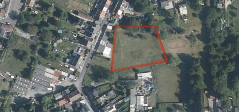 Land for sale in Charleroi