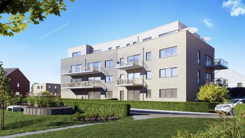 Apartment for sale in Rocourt