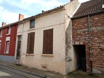 House for rent Dour