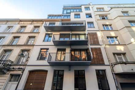 Duplex<span>71</span>m² for rent Brussels