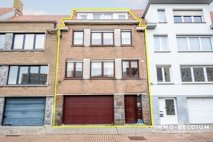 House for rent Blankenberge