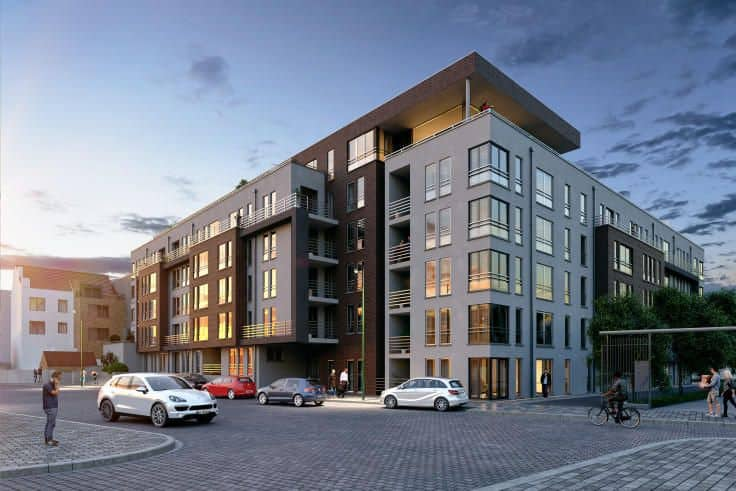 Apartment for sale in Brussels - 3 bedrooms - 128m² - 300 ...